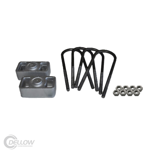 "Mazda RX4 RX5 RX7 Lowering Blocks - 1.5"""