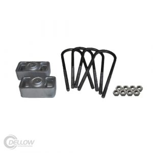 Mazda 1000-1300 R100 RX2 RX3 808 Lowering Blocks - 2""