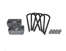 Mazda 1000-1300 R100 RX2 RX3 808 Lowering Blocks - 1.5""