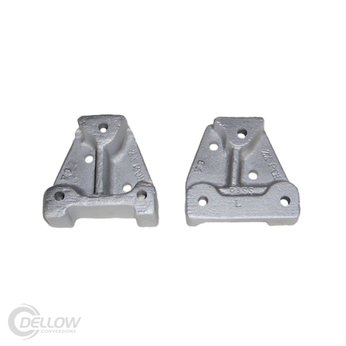 Chev V8 - Holden HQ HJ HX HZ WB Engine Mount Brackets