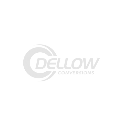 Dellow Conversions Logo - Grey