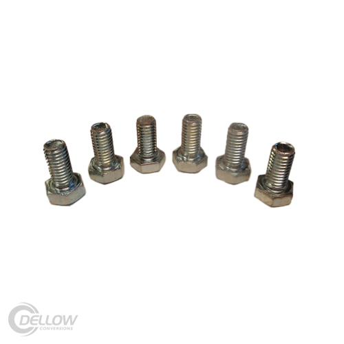 Ford V8 302 Injected Pressure Plate Bolt Kit