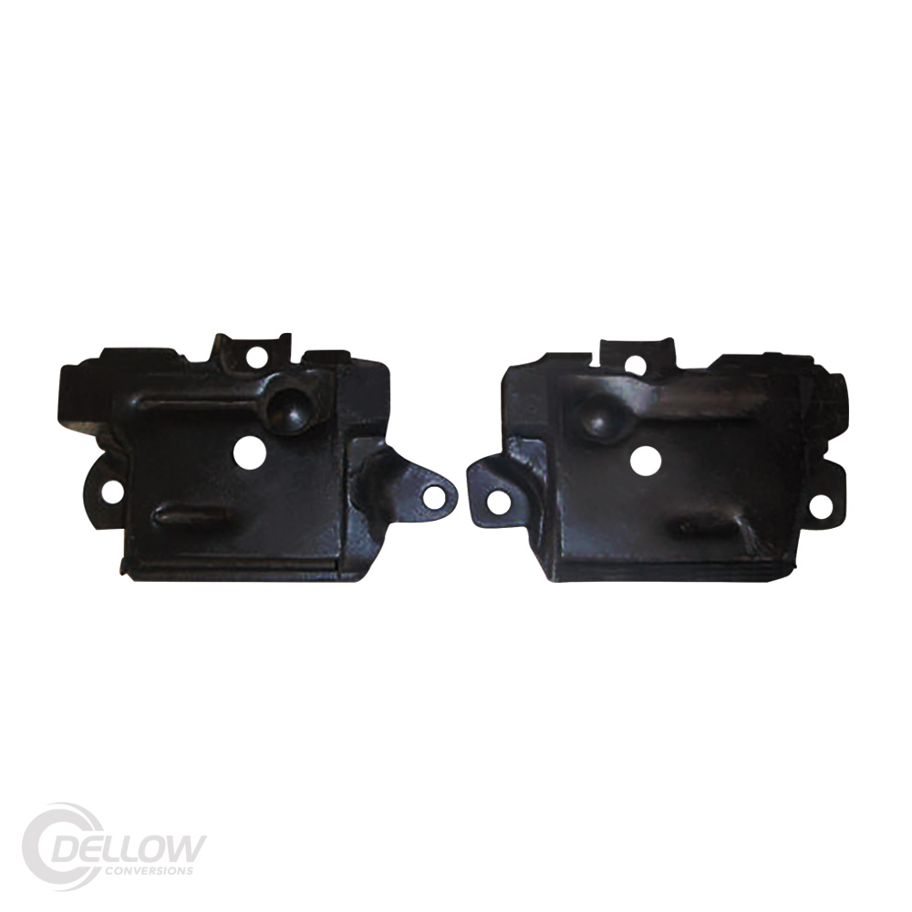 Heavy Duty Engine Mount Rubbers Left & Right to suit Ford V8 351-400 (1977-1982)