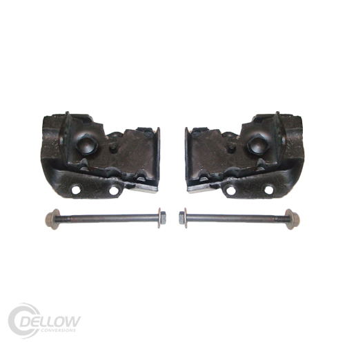 Ford V8 Big Block 429-460 Engine Mount Rubbers Left & Right