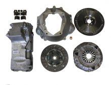 Manual Conversion Kit Chev V8 LS 1 2 3 to Nissan Patrol GQ GU 5 Speed