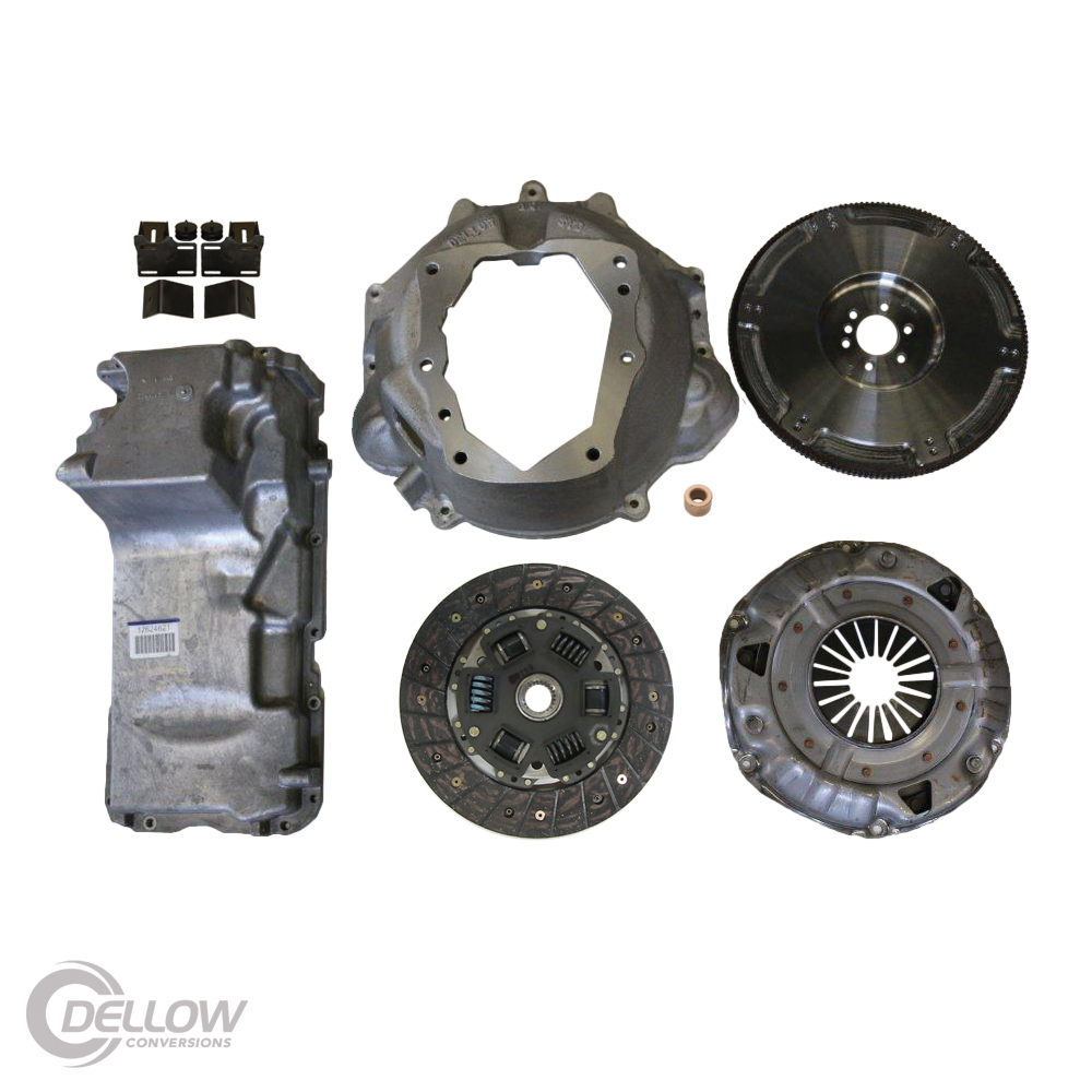 Manual Conversion Kit Chev V8 LS 1 2 3 to Nissan Patrol GQ GU 5 Speed