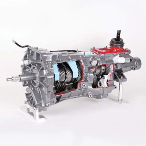 Tremec T-56 Magnum 6-Speed Transmission New GM Version