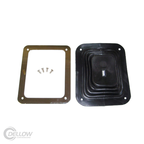 Universal Gear Stick / Shift Boot Chrome Surround