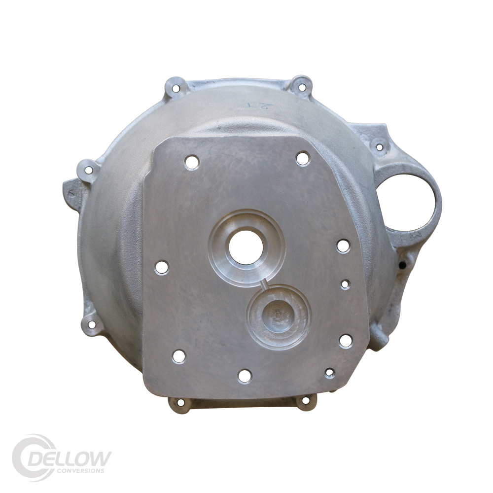 Toyota 2T 5 Speed Split Alloy Case to MGB (MK1) Manual Bellhousing