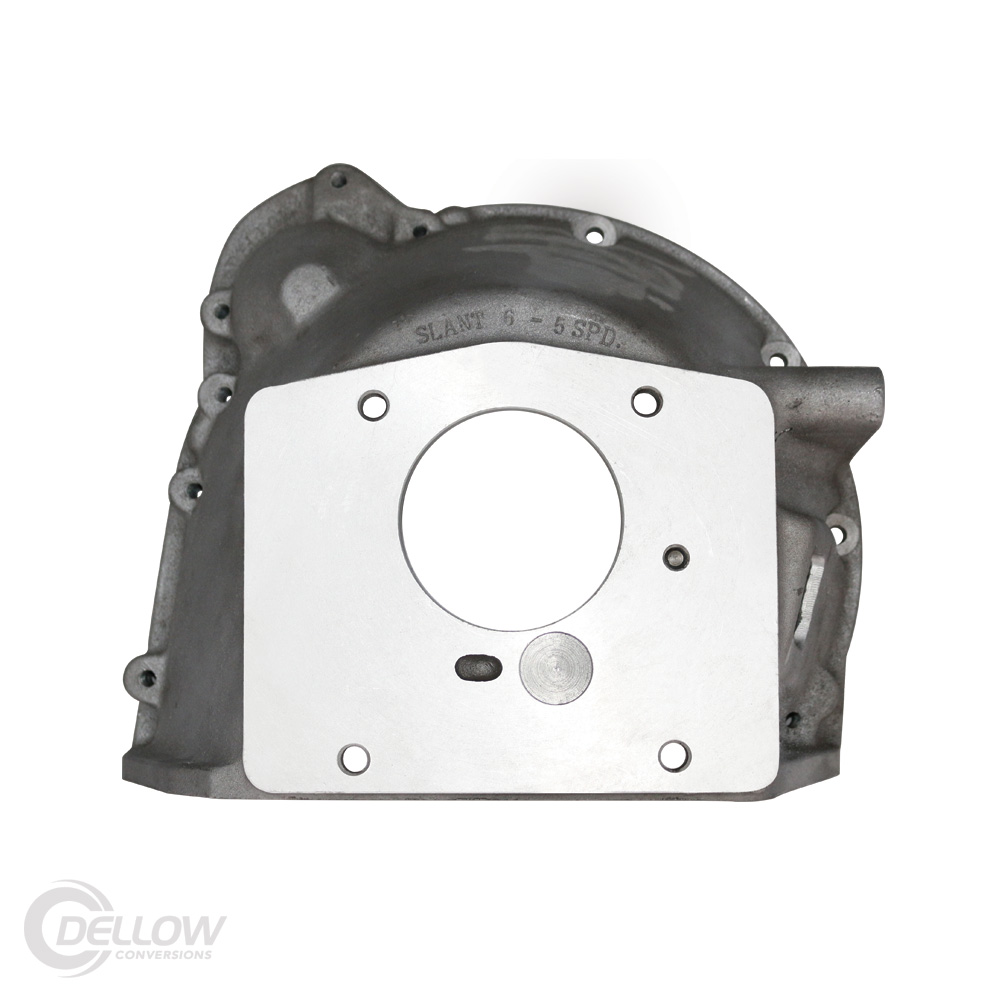 Toyota Supra W55-58 Series to Valiant Slant 6 170 – 225 Manual Bellhousing